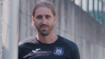 """Nicolas Frutos over terugkeer naar Anderlecht: """"Ik heb er geen woorden voor"""""""