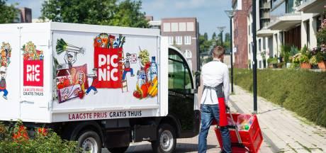 Online supermarkt Picnic na vier jaar van start in Apeldoorn