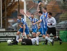 Speler Wolfersveen bewusteloos geslagen; duel met Be Quick Zutphen gestaakt