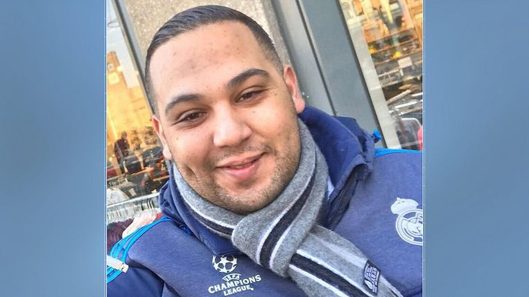 Anass El Ajjoudi, 29, werd in januari doodgeschoten in de Pijp. Beeld Opsporing Verzocht