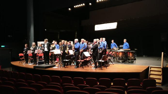 Muziekvereniging Onda (Oefening na den arbeid) uit Nieuw- en Sint Joosland.