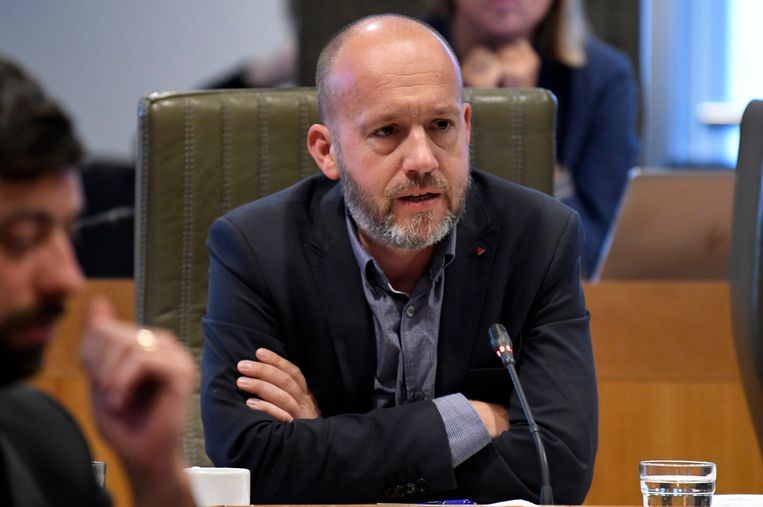 Vlaams Parlementslid Tom De Meester