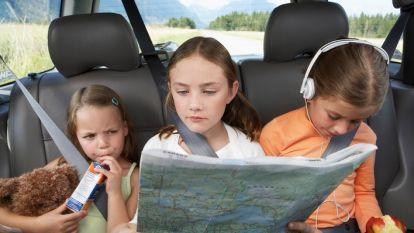 Een weekend weg zónder schermpjes: Maike Jeuken deed een experiment met haar zeven kinderen