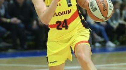 Hind Ben Abdelkader wordt derde Belgische speelster in WNBA
