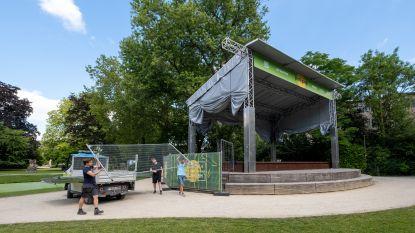 """Kruidtuin maakt zich op voor zeven Parkpopconcerten: """"Het wordt herkenbaar plezant"""""""