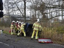 Vrouw (31) uit Balkbrug gewond bij eenzijdig ongeval Vinkenbuurt