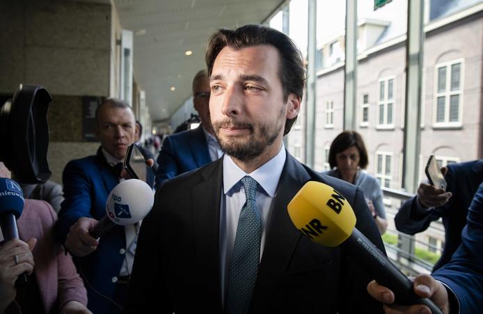 Thierry Baudet (FvD).