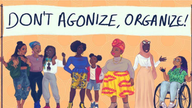 Poster van Nyansapo Festival. Beeld Nyansapo Festival