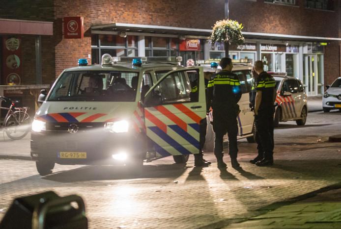 De politie heeft een onderzoek ingesteld naar de aanrijding.
