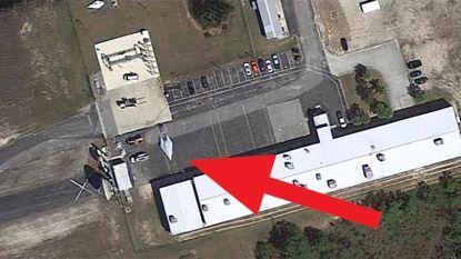 Heeft Google Maps zonet het nieuwste Amerikaanse spionagevliegtuig onthuld?