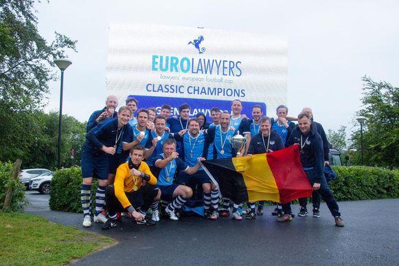 De Europese kampioen van 2019.