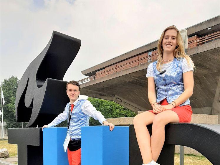Nieuwe studenten de stad in: 'Wees trots op Delft en bouw geen feestjes'