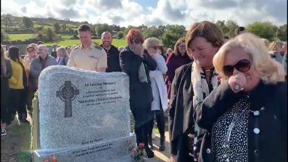 Is dit dé video van 2019? Ierse man haalt grap uit op zijn eigen begrafenis