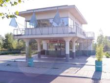 Historisch tankstation verder als Station Brandstof, ruimte te huur