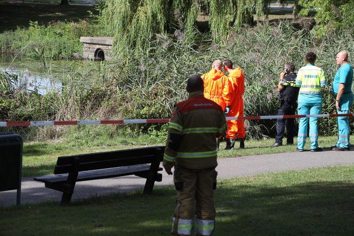 Dode gevonden in Osse vijver