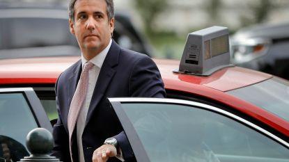 """Ex-advocaat Michael Cohen stelt getuigenis voor Congres uit: """"Familie wordt bedreigd door Trump"""""""