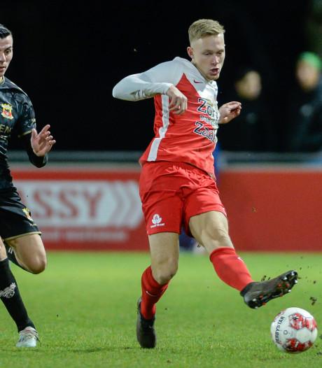 FC Den Bosch haalt Junior van der Velden (Jong FC Utrecht) als opvolger voor Leo Väisänen