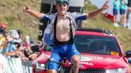 Evenepoel zet straf nummer neer op Picon Blanco en pakt met overmacht leiderstrui in Ronde van Burgos