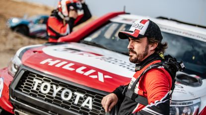 In de zandsporen van Jacky Ickx: Fernando Alonso wil in Rally Dakar meest complete autocoureur ooit worden