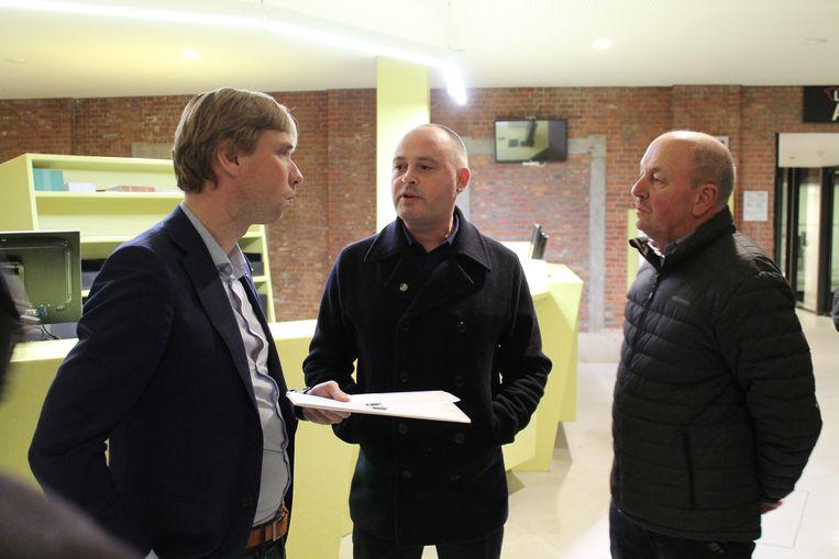 Schepen Wollants beloofde dat de stad opnieuw contact zal opnemen met de NMBS.
