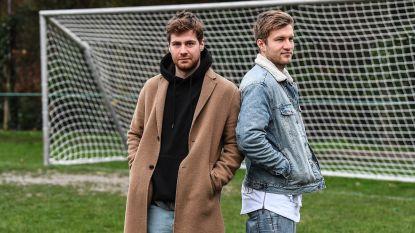 """Raf Leemans (RC Gent) en Dean Van Den Winckel (KFC Merelbeke) tegenover elkaar in derby: """"Vrienden zijn we pas om kwart voor vijf"""""""