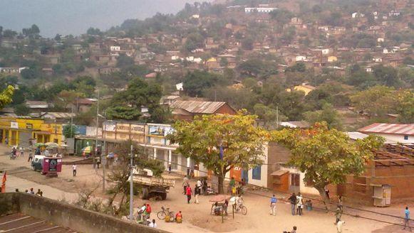 Uvira, Congo.