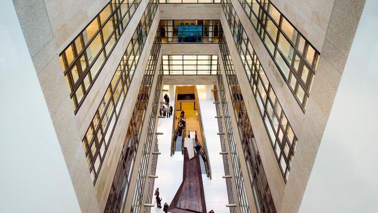 Zestig Amsterdamse monumenten openen de deuren op de Open Monumentendag. Beeld anp
