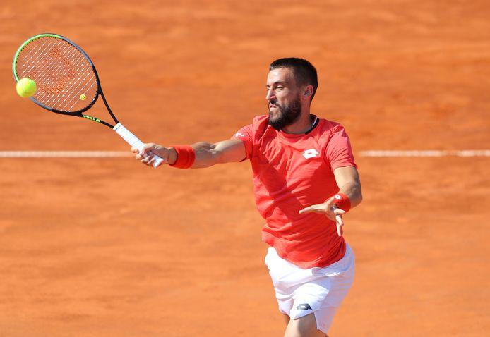 Damir Dzumhur ne jouera pas Roland-Garros, mais on entendra encore parler de lui pendant la quinzaine.