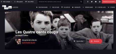 50 réalisateurs partagent leurs 50 films préférés: la nouvelle plateforme de streaming excitante
