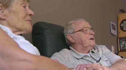 """Albert en Liliane trouwen op 81-jarige leeftijd: """"Elkaar ontmoet in rusthuis"""""""