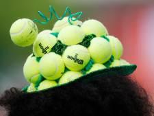 Programma en uitslagen eerste ronde Roland Garros