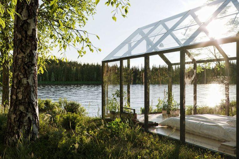 Kekkilä Garden Shed – Avanot Architects