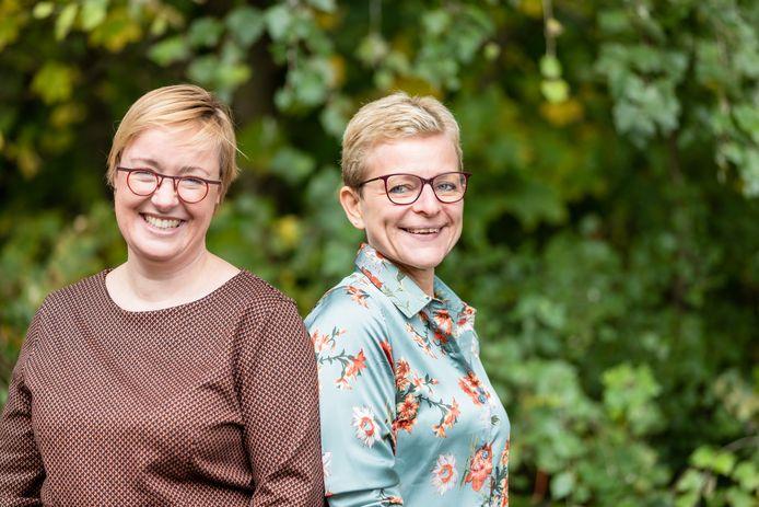 Dominieke Van Den Bossche en Anja Coppens maakten een driedelige 'Goed geregeld'-gids zodat je alles op orde hebt voor je nabestaanden.
