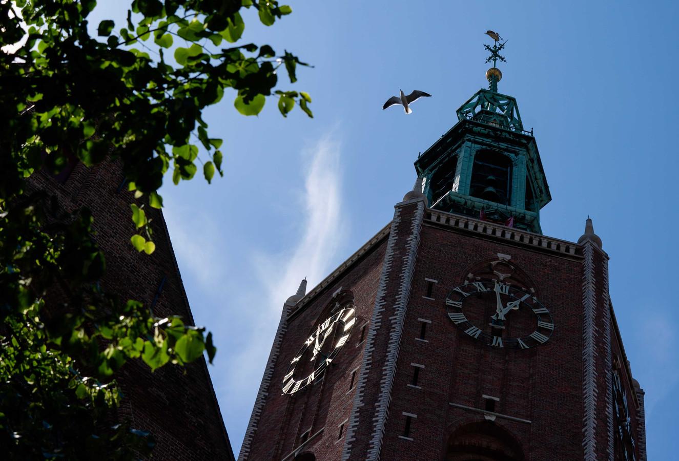 Dit jaar is de Grote Kerk of Sint-Jacobskerk het decor voor Prinsjesdag.