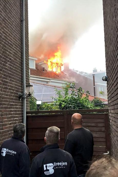 Negen maanden cel geëist tegen veroorzakers brand in Sliedrechts wietpand