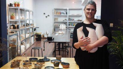 """Ilona opent keramiekworkshopruimte Sumus: """"Mensen hebben nood aan vertraging"""""""