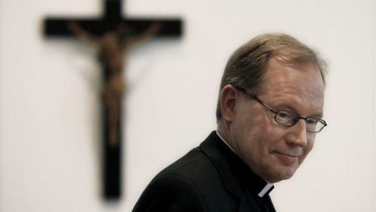 Wim Eijk, aartsbisschop van Utrecht. Foto: anp Beeld