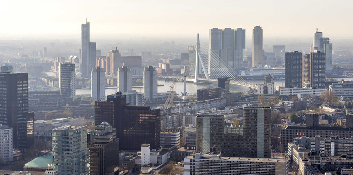 De prijzen voor een studentenkamer in Rotterdam zijn de afgelopen twee jaar fors gestegen.