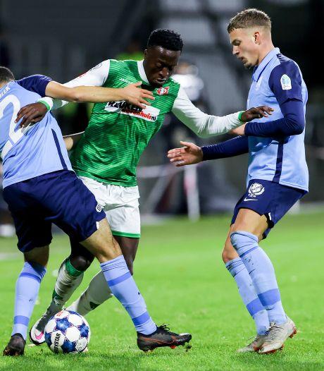 Samenvatting | FC Dordrecht - Jong FC Utrecht