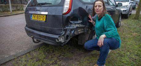Schrik zit er goed in bij 17-jarige Zwollenaar en zijn ouders na nachtelijke botsing: 'We hebben gelijk de politie gebeld'