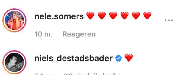 Nele Somers en Niels Destadsbader.