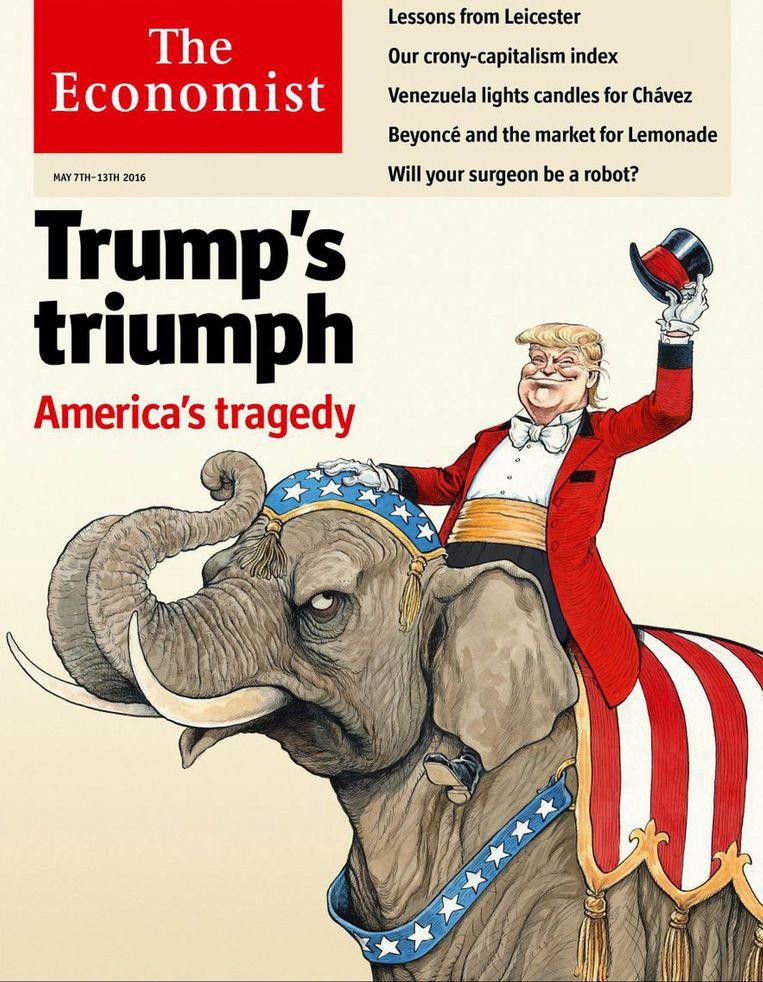 The Economist, afgelopen mei. Beeld photo_news