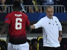 'Mourinho pakt Pogba aanvoerdersband af'