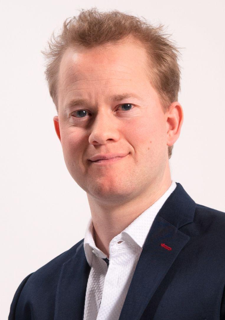 Niek Mouter, MKBA-specialist TU Delft. Beeld