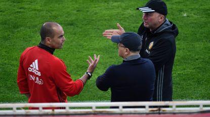 """Onze chef voetbal: """"Martínez weet niet goed hoe het verder moet met de nationale ploeg. Dat is begrijpelijk"""""""