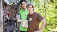 """Bart en Bruno lanceren 'Zakboek voor de bijentuin': """"Je hoeft geen imker te zijn om je steentje bij te dragen"""""""