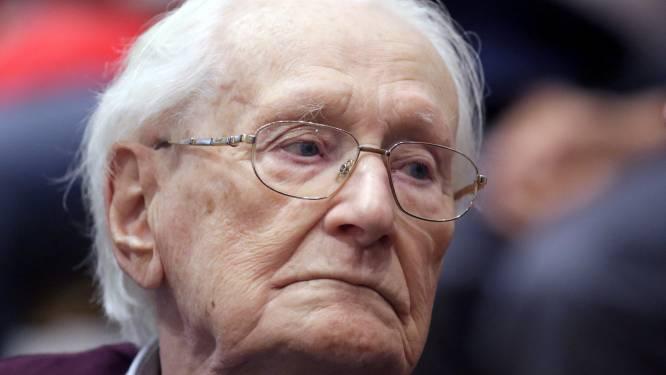 'Boekhouder van Auschwitz' (96) overleden voor start gevangenisstraf