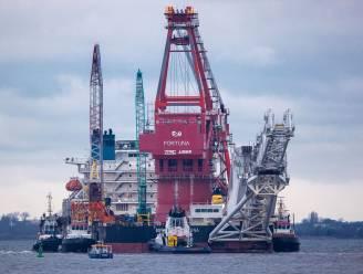 VS wil Russisch schip sanctioneren wegens betrokkenheid bij aanleg Nord Stream 2-pijplijn