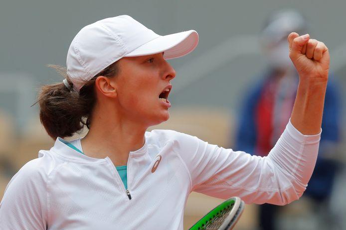 A 19 ans, la talentueuse Iga Swiatek disputera sa toute première finale de Grand-Chelem, samedi, à Roland-Garros.