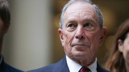 Ex-burgemeester New York Michael Bloomberg wordt Democraat